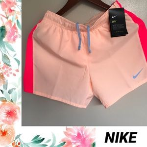 NWT NIKE Running Shorts Girl XL